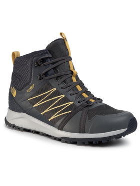 The North Face The North Face Trekkingi Litewave Fastpack II Mid Wp NF0A47HEMJ2 Szary