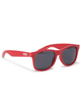 Vans Vans Okulary przeciwsłoneczne Spicoli 4 Shade VN000LC0IZQ1 Czerwony
