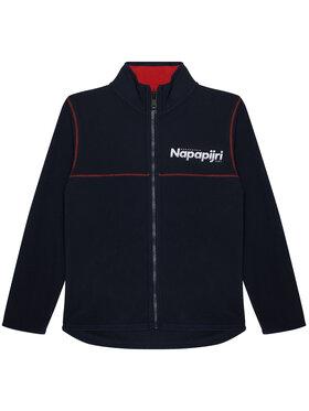 Napapijri Napapijri Polár kabát K Tau Fz NP0A4EPQ M Sötétkék Regular Fit
