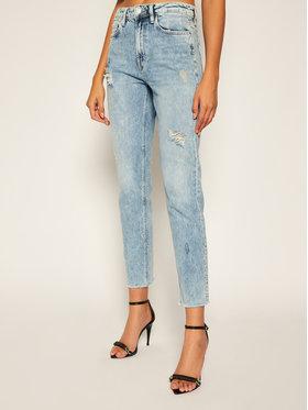 Guess Guess Jeansy Skinny Fit The It Girl W0YA35 D42L2 Niebieski Skinny Fit