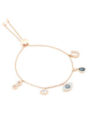 Swarovski Swarovski Bracciale Bracelet Charms 5497668 Rosa