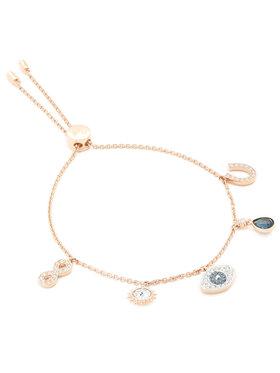 Swarovski Swarovski Bransoletka Bracelet Charms 5497668 Różowy