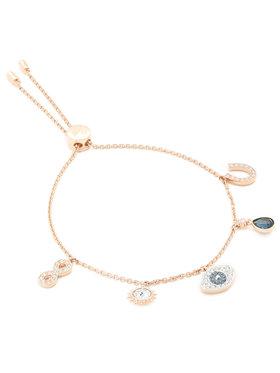 Swarovski Swarovski Karkötő Bracelet Charms 5497668 Rózsaszín