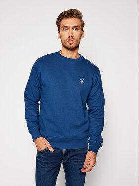 Calvin Klein Jeans Calvin Klein Jeans Džemperis J30J314536 Tamsiai mėlyna Regular Fit