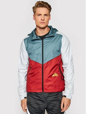 Nike Nike Běžecká bunda Windrunner CZ9054 Červená Standard Fit