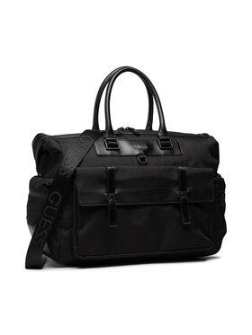 Guess Guess Чанта за лаптоп Massa HMMSSA P1314 Черен