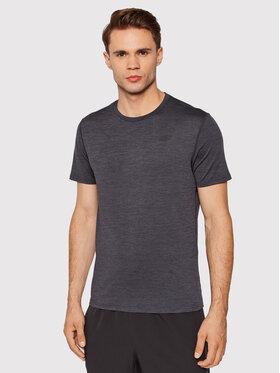 4F 4F Technisches T-Shirt TSMF352 Grau Regular Fit