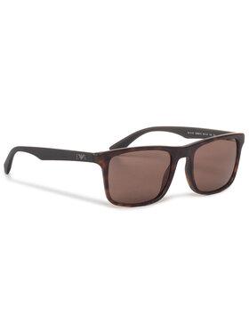 Emporio Armani Emporio Armani Sluneční brýle 0EA4137 508973 Černá