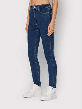 Calvin Klein Jeans Calvin Klein Jeans Jeansy J20J217450 Niebieski Skinny Fit