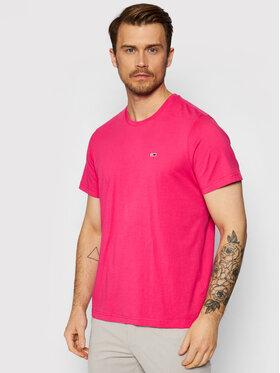 Tommy Jeans Tommy Jeans T-shirt Classics DM0DM10101 Rosa Regular Fit