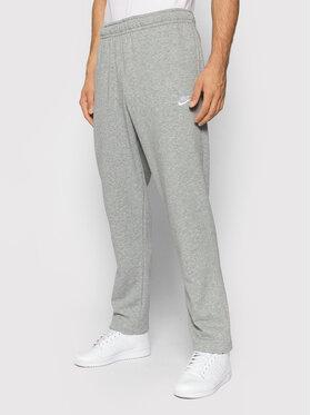 Nike Nike Teplákové nohavice Sportswear Club BV2713 Sivá Relaxed Fit