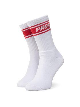 PROSTO. PROSTO. Pánské klasické ponožky 8444 Bílá