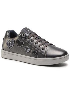 Geox Geox Sneakersy J Djrock G. A J044MA 0NFHI C9002 D Srebrny