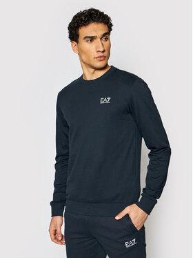 EA7 Emporio Armani EA7 Emporio Armani Sweatshirt 8NPM52 PJ05Z 578 Dunkelblau Regular Fit