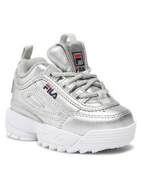 Fila Fila Sneakers Disruptor F 1011077.3VW Argintiu