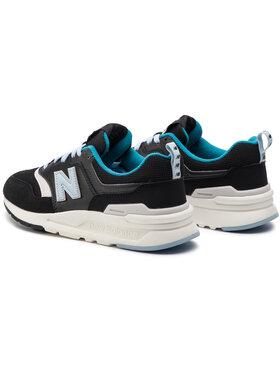 New Balance Sneakersy CW997HNB Čierna