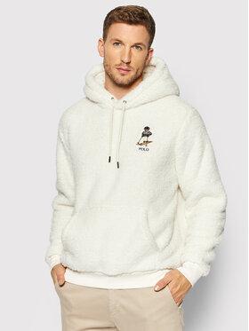 Polo Ralph Lauren Polo Ralph Lauren Sweatshirt 710853353001 Blanc Regular Fit