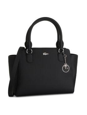 Lacoste Lacoste Дамска чанта M Shopping Bag NF2594DC Черен