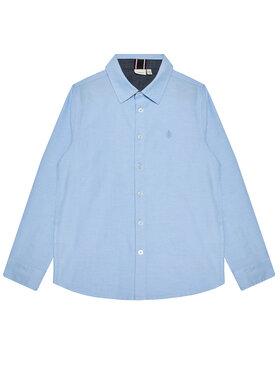 NAME IT NAME IT Camicia Newsa 13169166 Blu Regular Fit