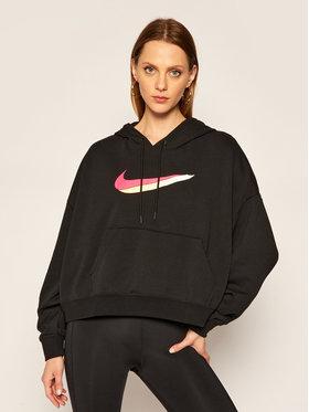 NIKE NIKE Mikina Sportswear CU5108 Černá Oversize