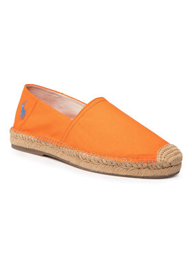Polo Ralph Lauren Polo Ralph Lauren Espadrilles Cevio Slip 803838196003 Orange