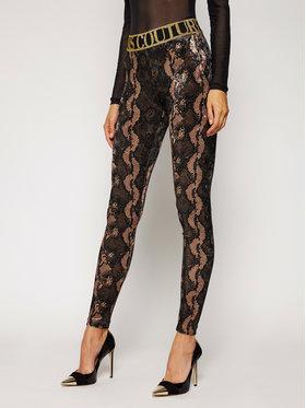 Versace Jeans Couture Versace Jeans Couture Legíny D5HZB161 Hnedá Slim Fit