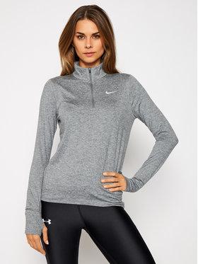 Nike Nike Тениска от техническо трико Move to Zero CU3220 Сив Standard Fit