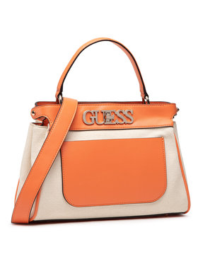 Guess Guess Дамска чанта Uptown Chic (HG) HWHG73 01050 Бежов