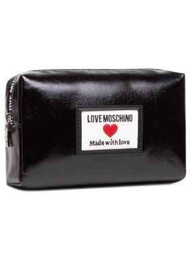 LOVE MOSCHINO LOVE MOSCHINO Kosmetyczka JC5305PP1CLC100A Czarny