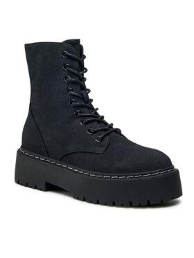 DeeZee DeeZee Členková obuv WS5657-01 Čierna