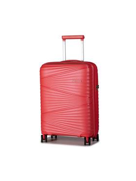Puccini Puccini Kis kemény borítású bőrönd Victoria PP019C 3 Piros
