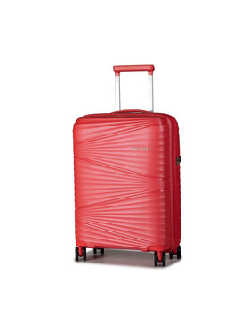 Puccini Puccini Malý tvrdý kufr Victoria PP019C 3 Červená