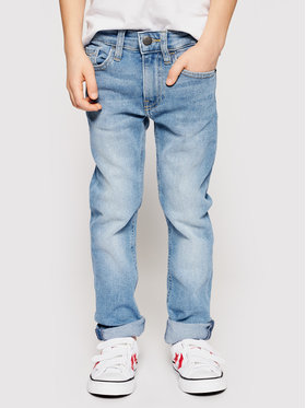 Calvin Klein Jeans Calvin Klein Jeans Jeansy Essential IB0IB00742 Modrá Slim Fit