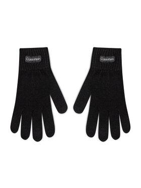 Calvin Klein Calvin Klein Γάντια Γυναικεία Organic Ribs Gloves K60K608508 Μαύρο