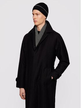 Boss Boss Комплект шал и шапка Diamante_Set 50443949 Черен