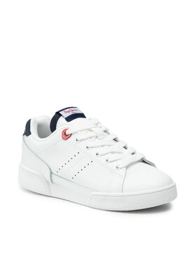 Pepe Jeans Pepe Jeans Sneakers Lambert Sport PBS30501 Alb