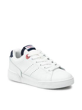 Pepe Jeans Pepe Jeans Sneakersy Lambert Sport PBS30501 Biela
