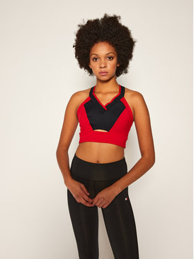 Tommy Sport Tommy Sport Reggiseno top Low Support S10S100660 Rosso