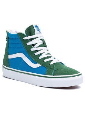 Vans Vans Сникърси Sk8-Hi Zip VN0A4UI4WK91 Зелен