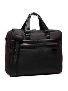 Gino Rossi Gino Rossi Чанта за лаптоп BGM-S-098-10-05 Черен