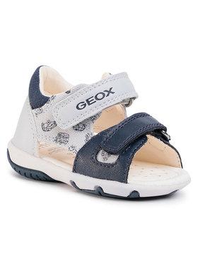 Geox Geox Basutės B S.Elba B. A B02L8A 01054 C1297 Pilka