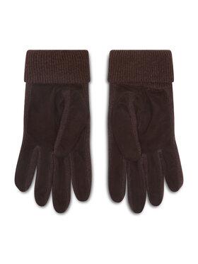 Polo Ralph Lauren Polo Ralph Lauren Mănuși pentru Bărbați Suede Sandwich Glove 449833580002 Maro