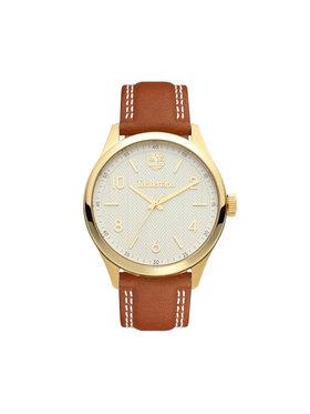 Timberland Timberland Zegarek Odierne TDWLA2101802 Brązowy