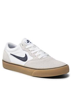 Nike Nike Παπούτσια Sb Chron 2 DM3493 100 Λευκό