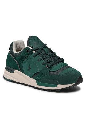 Polo Ralph Lauren Polo Ralph Lauren Sneakersy Trackstr 200 809845146011 Zielony