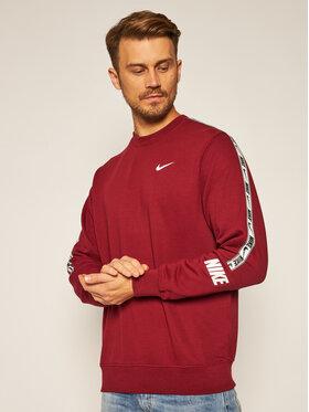 NIKE NIKE Felpa Sportswear CZ7828 Bordeaux Standard Fit
