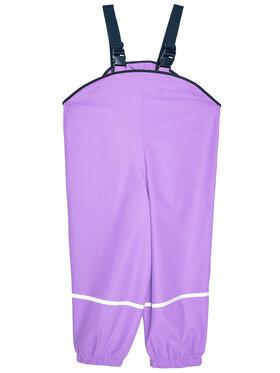Playshoes Playshoes Текстилни панталони 405424 D Виолетов Regular Fit