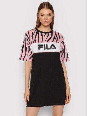 Fila Fila Φόρεμα καθημερινό Emer 689126 Μαύρο Regular Fit