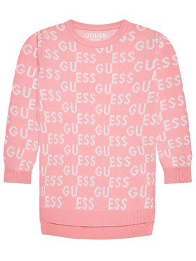 Guess Guess Maglione K1YK04Z2S50 Rosa Regular Fit