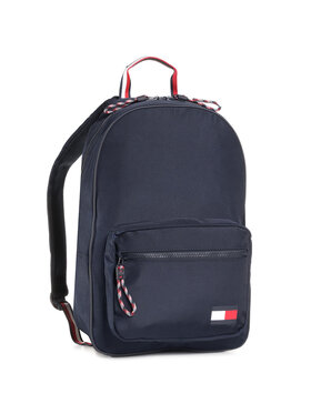 Tommy Hilfiger Tommy Hilfiger Plecak Tommy Backpack AM0AM06488 Granatowy